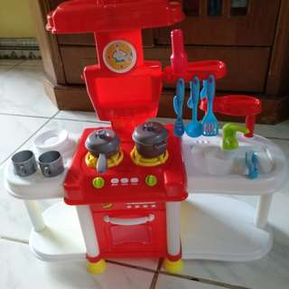 Mainan Kitchen Set
