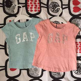 Preloved original gap 3y (2pcs)