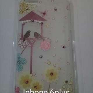 Iphone 6/6s plus - Love birds jelly case