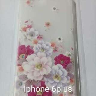 Iphone 6/6s plus - Flower case