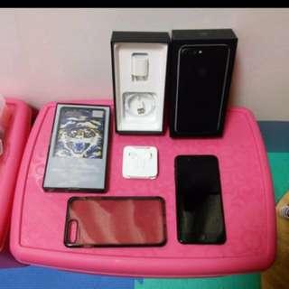 (手機全新,配件全新未用盒裝) iphone 7 plus 128G#出清手機大作戰