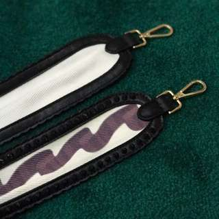 Studded Pattern Bag Strap