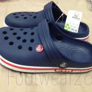 Authentic Overrun Crocs