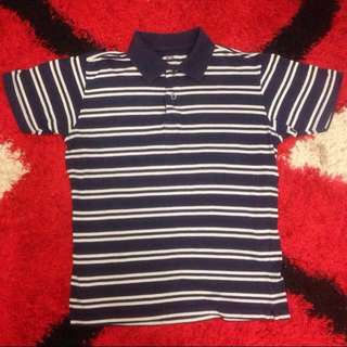 Uniqlo Striped Polo