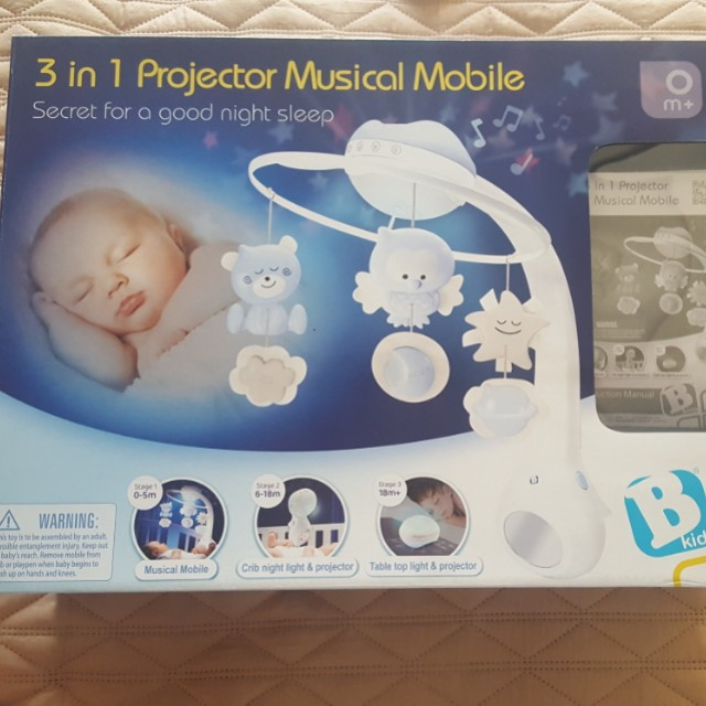 3 in 1 mobile projector