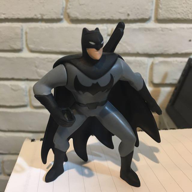 蝙蝠俠麥當勞玩具