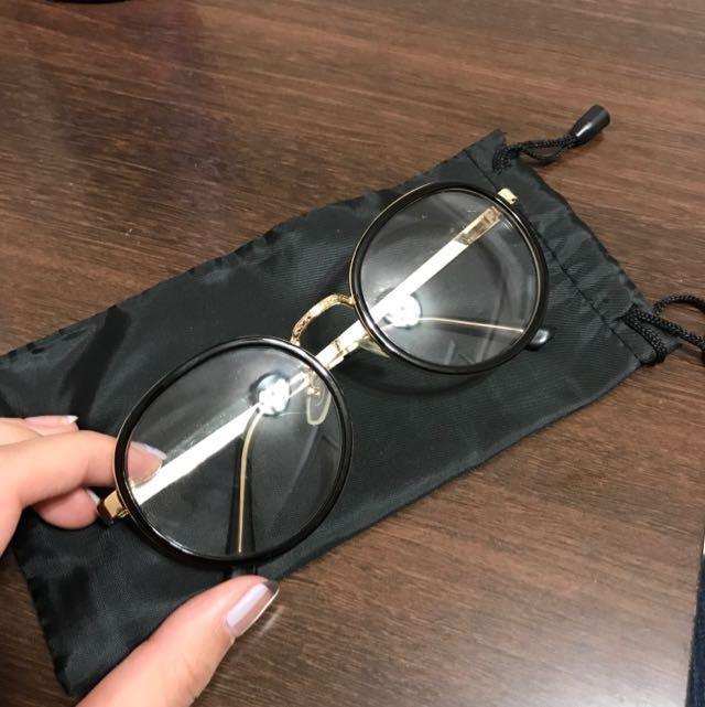 圓框眼鏡(贈品)