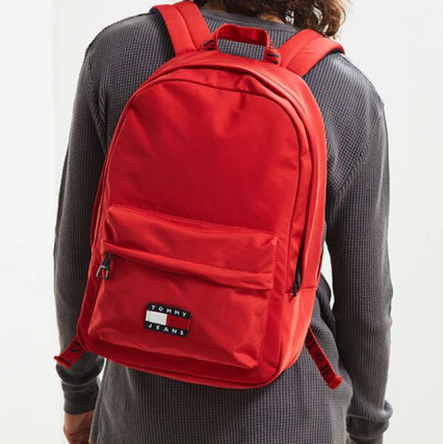 預購✨ Tommy Jeans Core Backpack 經典logo後背包 中性款 tommy hilfiger