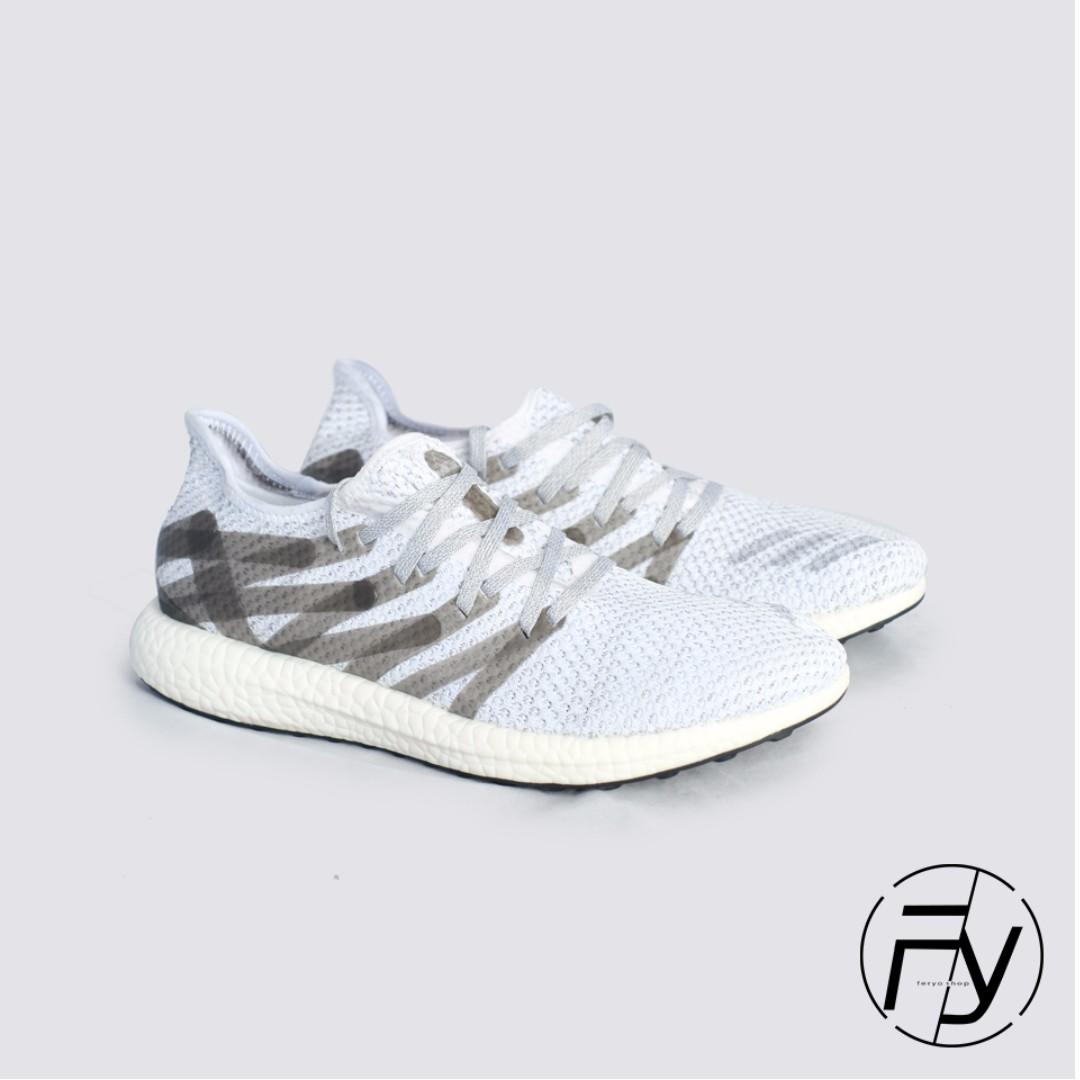 Adidas Futurecraft MFG - White Grey a64adac704