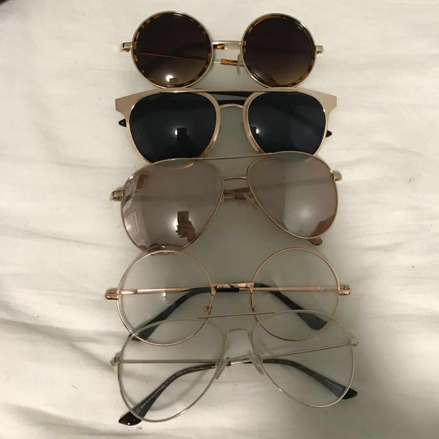 All Sunglasses for $3