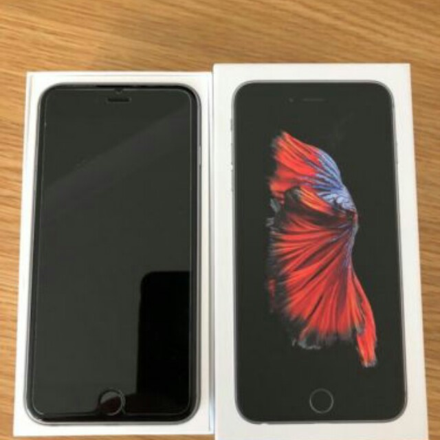 pretty nice 0dfbf 337f7 APPLE IPHONE 6s PLUS 64GB SPACE GRAY, Mobile Phones & Tablets on ...