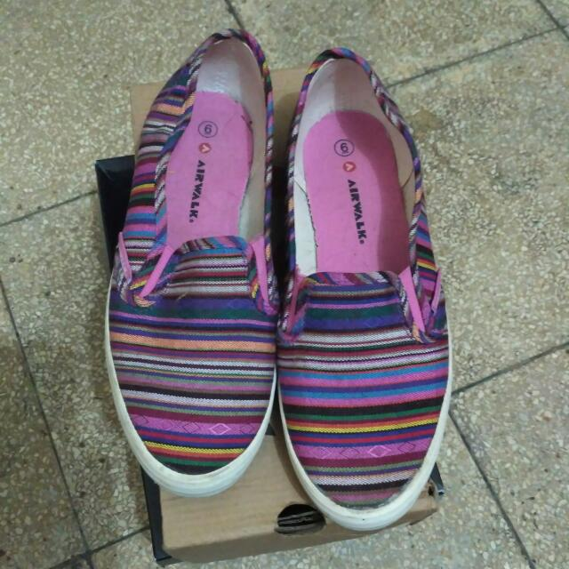 Authentic Airwalk Flat Shoes