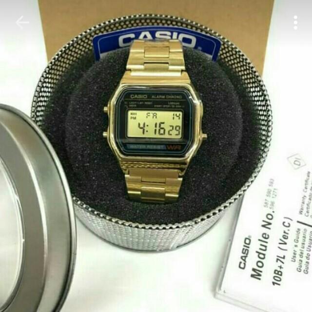 Authentic Casio vintage A158W