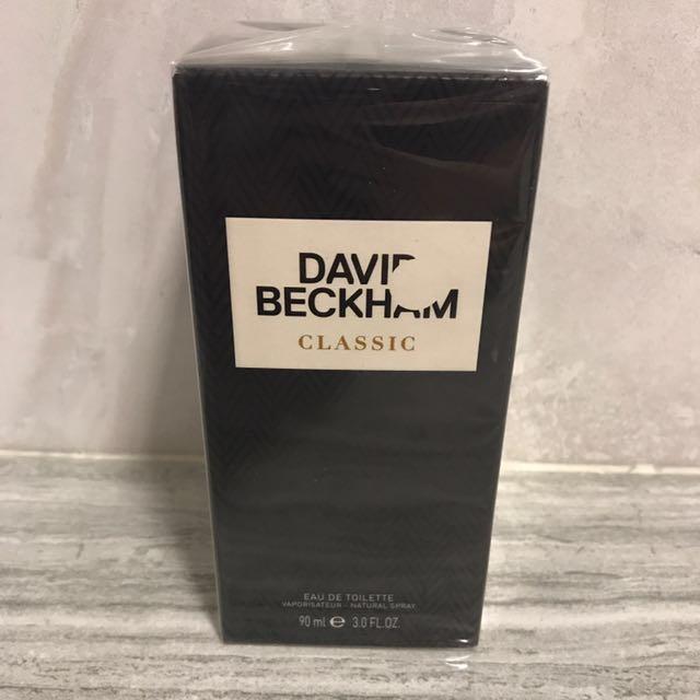 Authentic David Beckham Classic