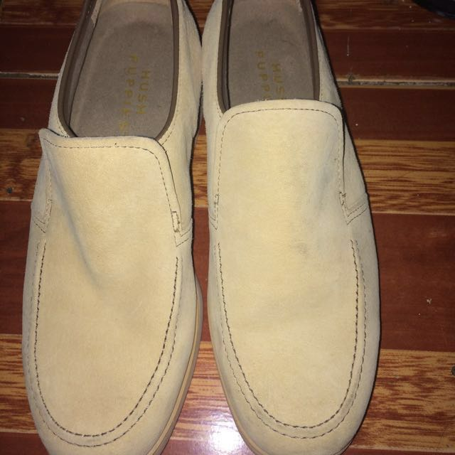 Authentic Hush puppies leather shoes