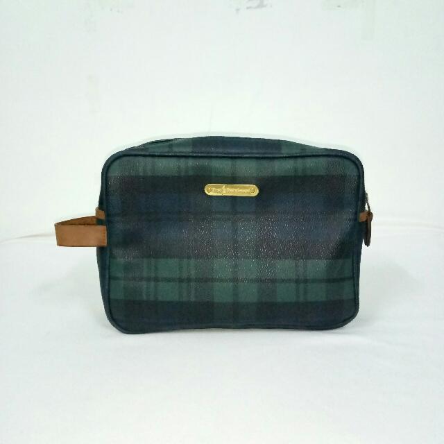 85fec2405e End Year Sale ❗💯Authentic Polo Ralph Lauren Clutch Bag