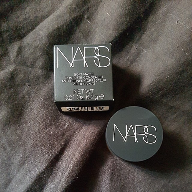 Available! NARS Soft Matte Complete Concealer