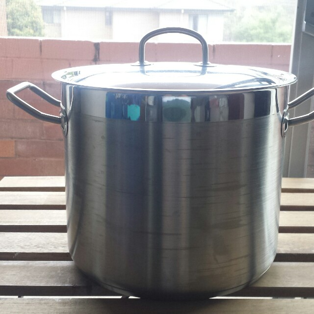 benzer 8L Stockpot stainless steel