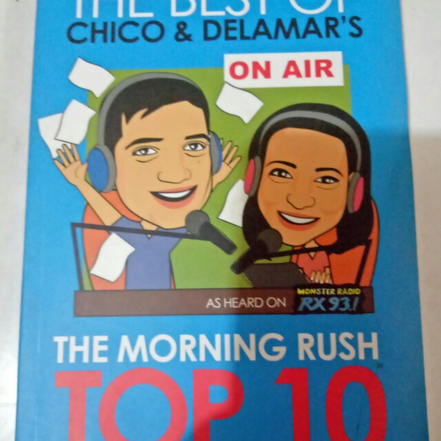 Books by chico and delamar