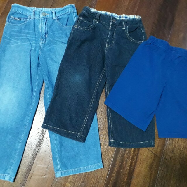 Boys Pants and Shorts Bundle