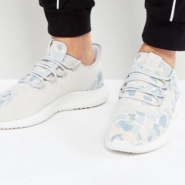 Brand New Adidas Tubular Shadow in White