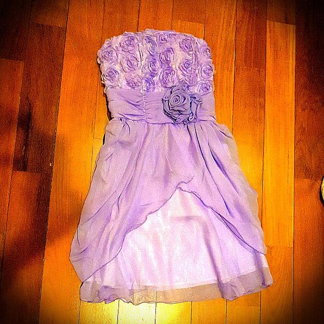#CNY88 Bridesmaid / dinner tube dress