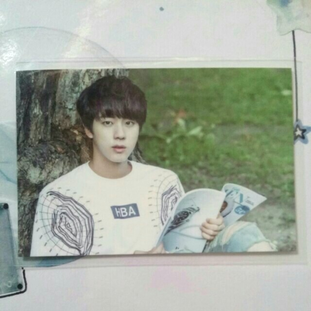 BTS 2nd Muster Jin Photocard