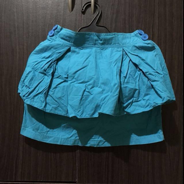 Buy 1 get 1 Peplum skirt and Oskkosh skirt