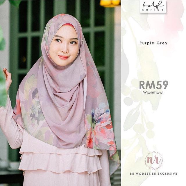 Bynadiaruslee shawl