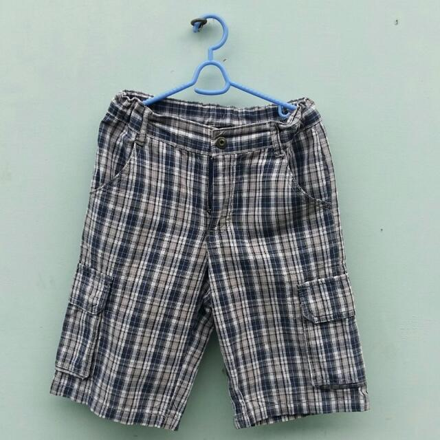 Calvin Klein Cargo Shorts For Boys