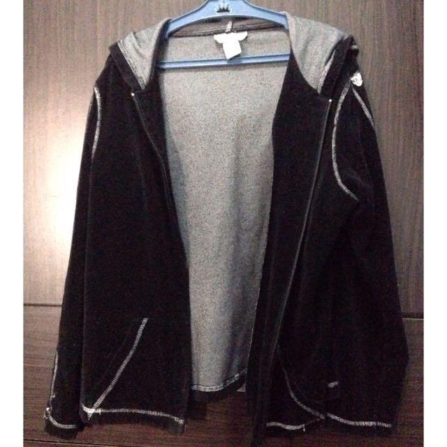 CAPACITY KNITS embroidered jacket