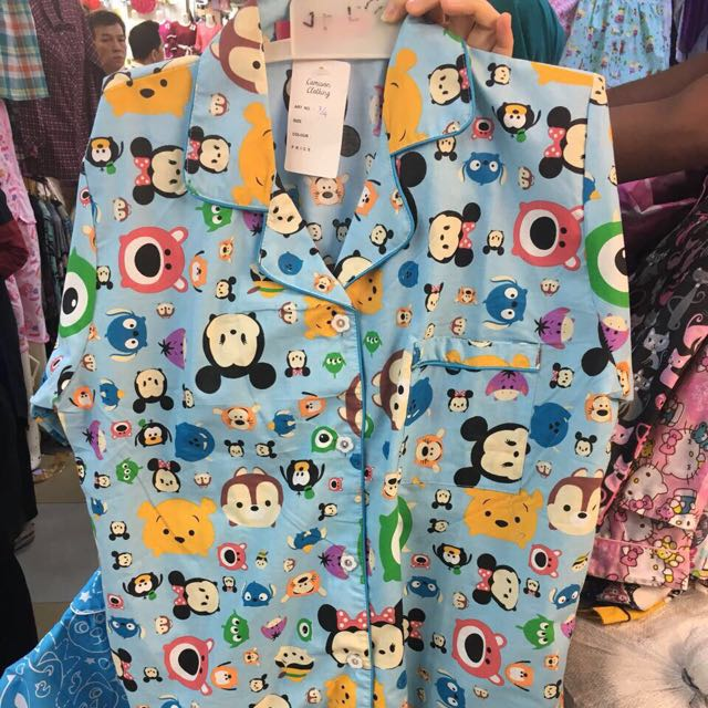 Cartoon Pajamas