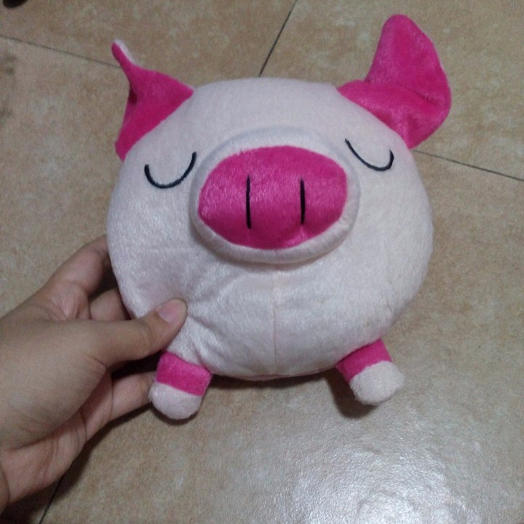 Cd Case (Cute Pig)