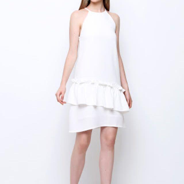 Chocochips boutique izzy dress white