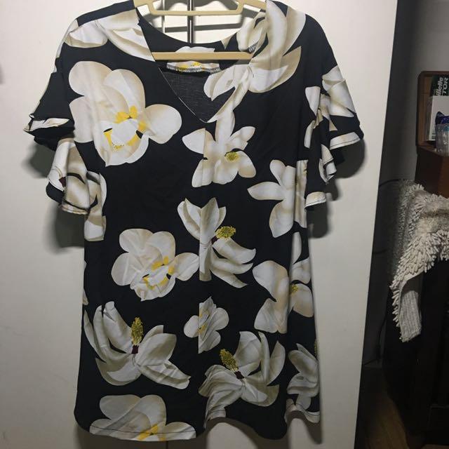 D&G inspired dress