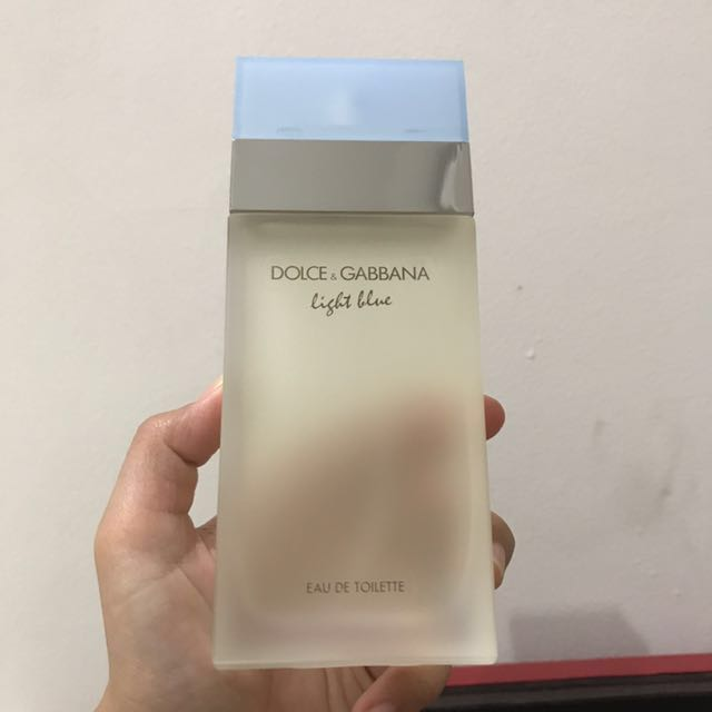 Dolce Gabbana Light Blue Perfume