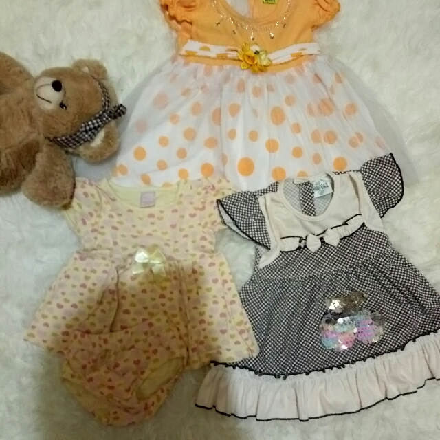 Dress Anak 0-6bln
