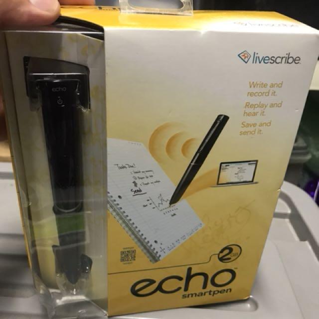 Echo pen 2gb new