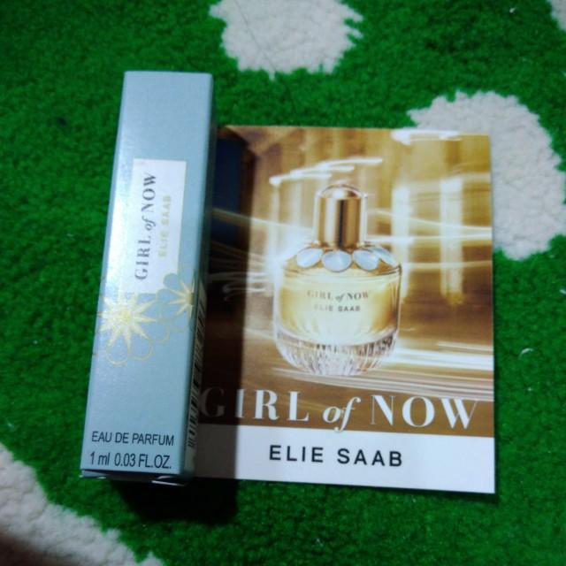 ELIE SAAB/girl of now女孩風潮淡香精