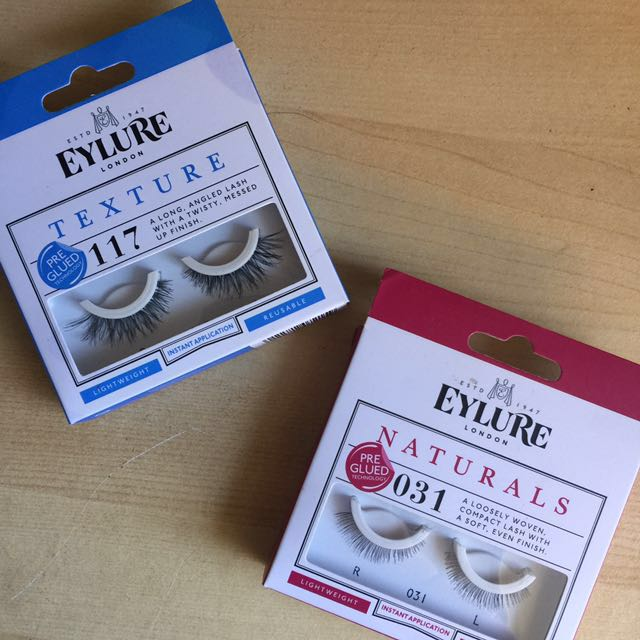 Eylure False Eyelashes