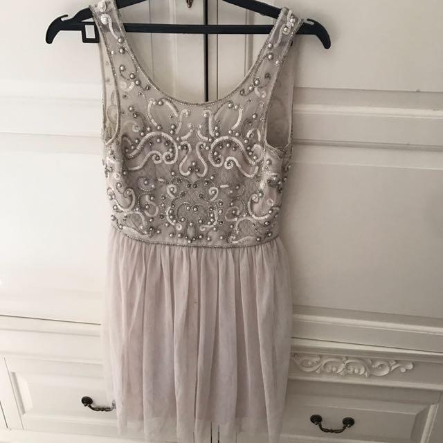 Forever New Sequin Dress