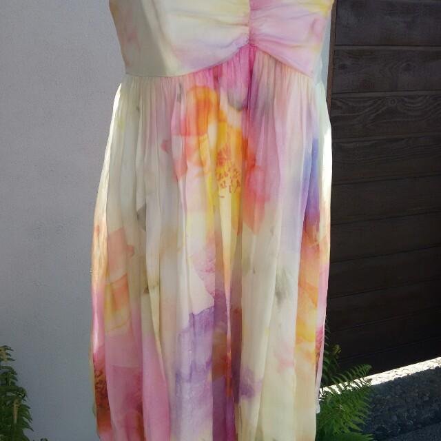 Forever New silk dress-12
