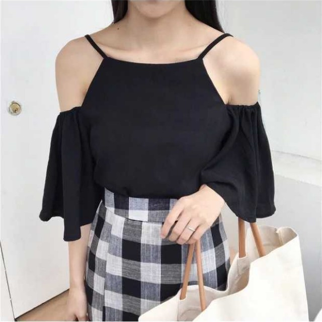 #FreePostage Off Shoulder Blouse Top