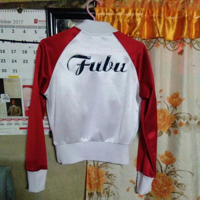 Fubu Bomber Jacket