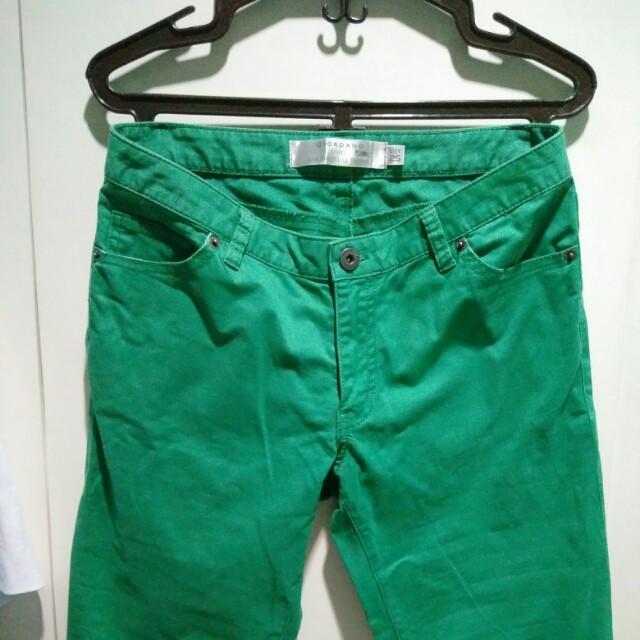 Giordano Stretch Cotton Twill Pants