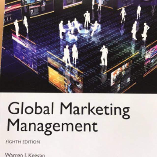 Global Marketing Management 國際行銷管理原文書 第八版