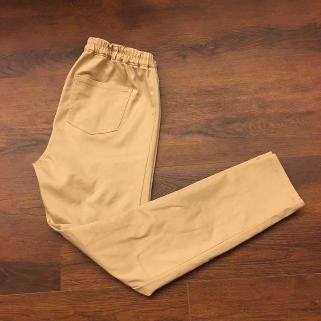 gu 內搭褲 M號#長褲特賣