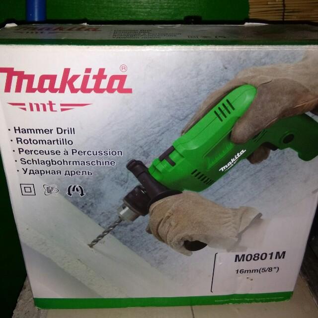 Handdrill makita