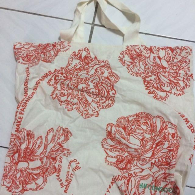 H&M購物袋