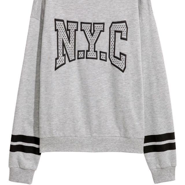 H&M NYC Sweatshirt